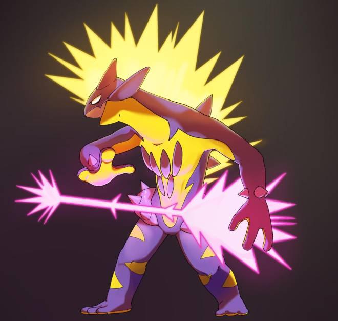 Pokemon: General - My Top 5 Favorite Pokemon image 2