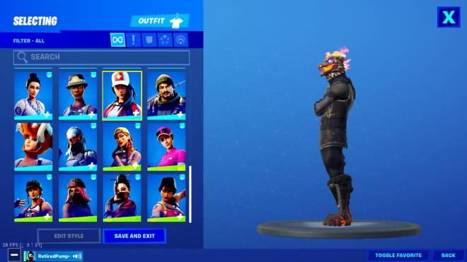 Fortnite: General - Who wants to trade accounts this is all I have and I'm not a scam I wanna trade for a decent account image 1