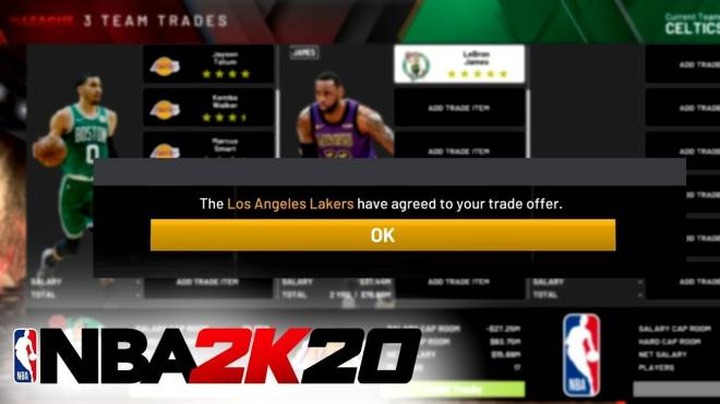 NBA 2K: General - What NBA2k's MyLeague has to do to get traction over MyCareer  image 2