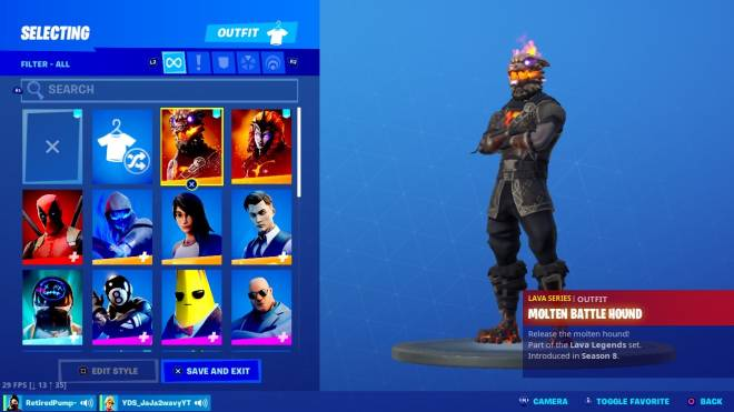 Fortnite: General - Who wants to trade accounts this is all I have and I'm not a scam I wanna trade for a decent account image 4
