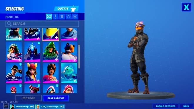 Fortnite: General - Who wants to trade accounts this is all I have and I'm not a scam I wanna trade for a decent account image 3