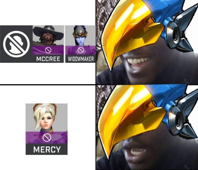 Overwatch: General - Oh yea it's big brain time image 1