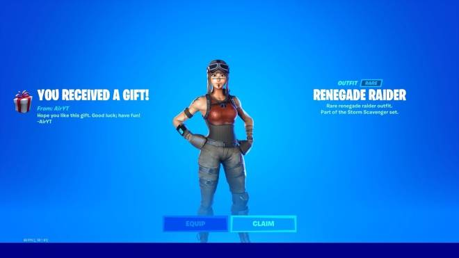 Fortnite: General - They brought it back!??😳 image 1