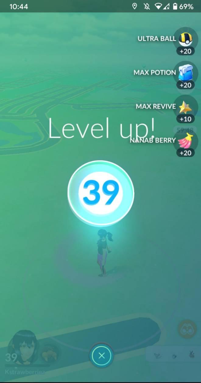 Pokemon: General - Level 39/40 image 2