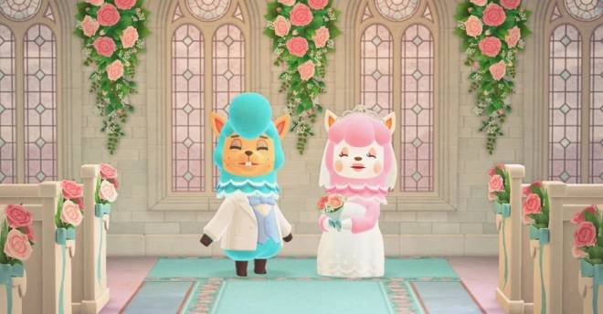Animal Crossing: Posts - Why You Should Be Participating In Animal Crossing's Wedding Season! image 1