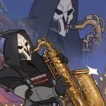 New Emote for Reaper that is needed
