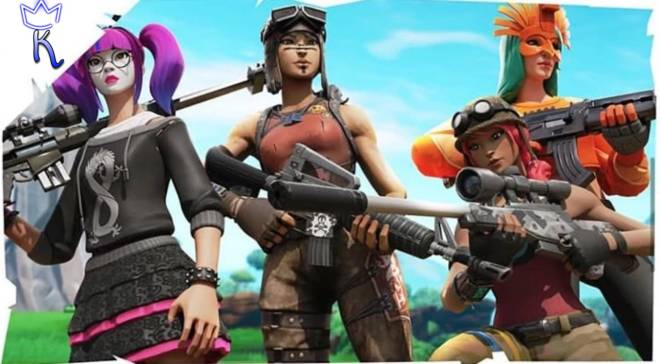 Fortnite: General - How To Join Team Kosmic!  image 2