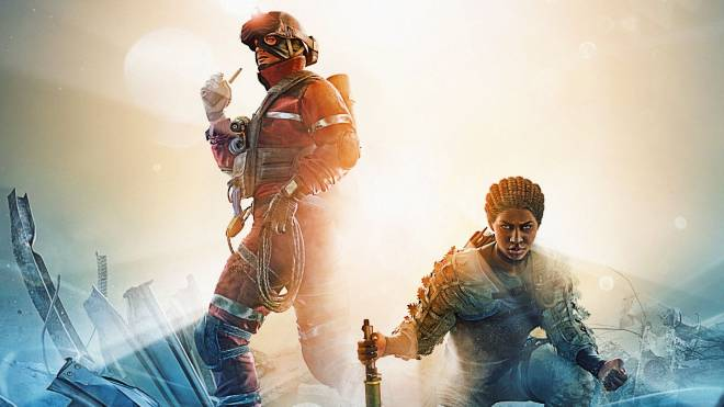 Rainbow Six: Promotions - What's Your Favorite Thing About Operation Steel Wave image 2