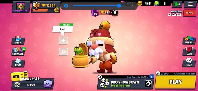 Brawl Stars: General - Can someone help me get to 12500 image 1