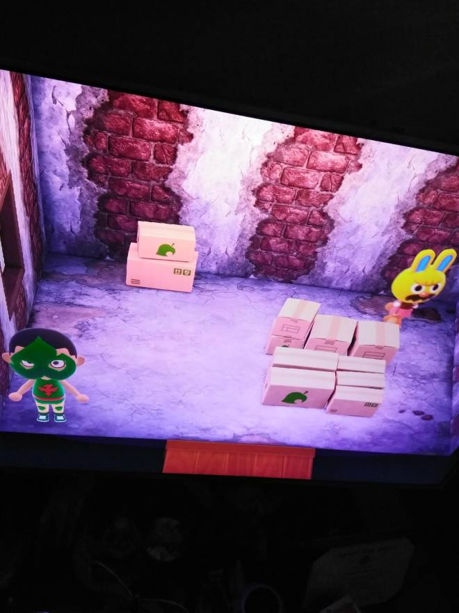 Animal Crossing: Posts - GASTON IN BOXES image 2