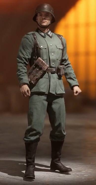 Battlefield: General - New Realistic Outfits image 5