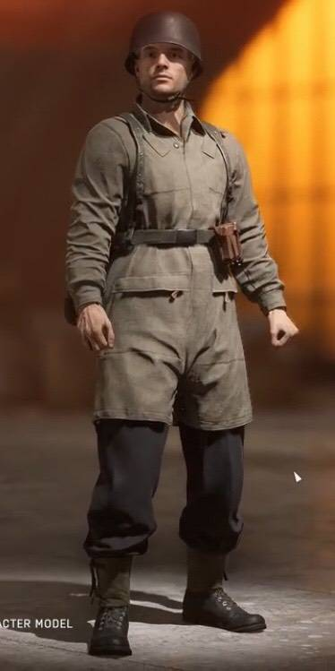 Battlefield: General - New Realistic Outfits image 6