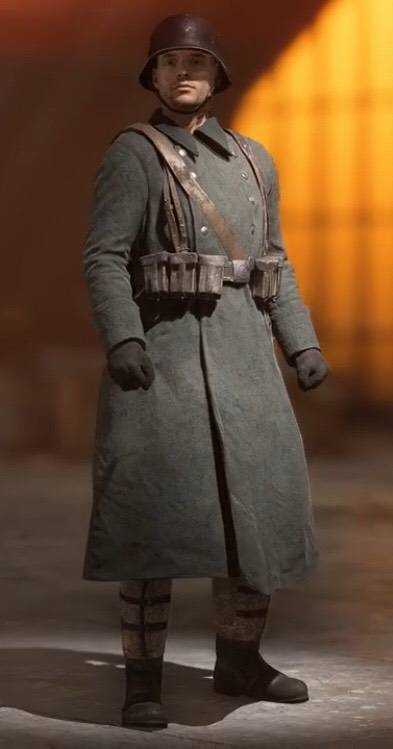 Battlefield: General - New Realistic Outfits image 4