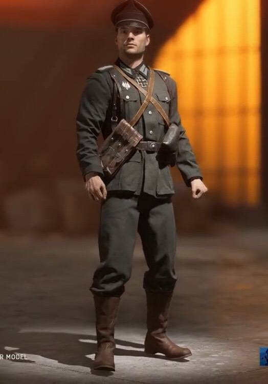 Battlefield: General - New Realistic Outfits image 2