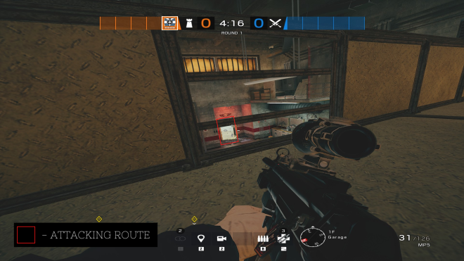 Rainbow Six: Guides - Guide for playing 'Doc' on 'Clubhouse'. image 3