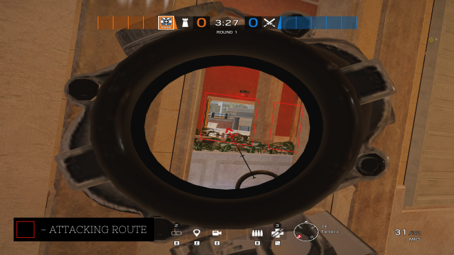 Rainbow Six: Guides - Guide for playing 'Doc' on 'Consulate'. image 6