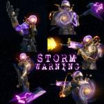 🌩 Storm Warning ⚠️ Cyclo: Setup + Showcase!