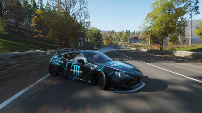 Forza: General - Drifting in my BRZ image 1