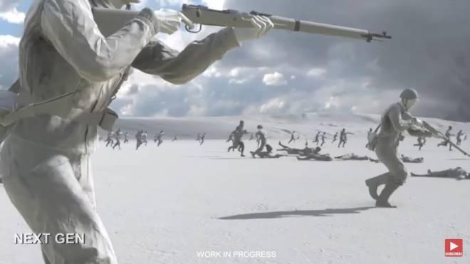 Battlefield: General - NEXT BATTLEFIELD OFFICIAL INFO 128 PLAYERS (EA PLAY) image 3