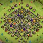Looking for a clan I'm not rush solid th9