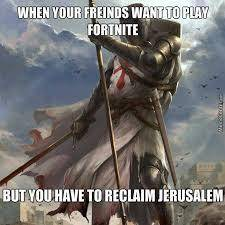 For Honor: General - We must take the Holy land!!!! image 1