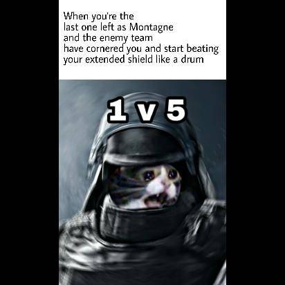 Rainbow Six: Memes - We all have done this. image 1