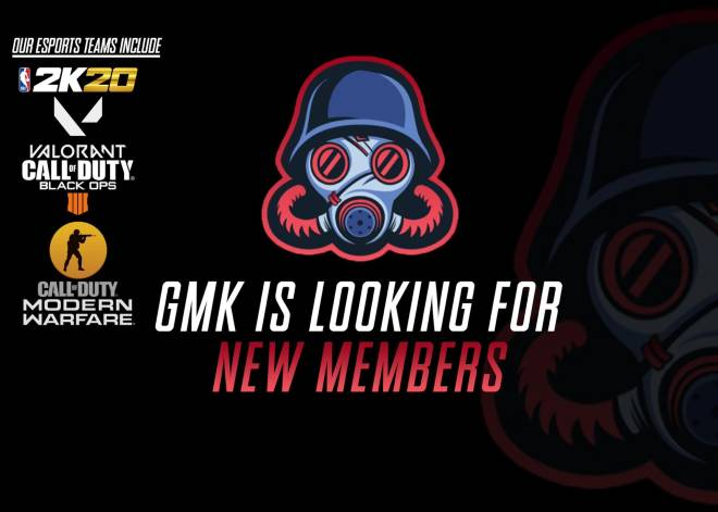 Call of Duty: Looking for Group - We are looking to add a few new members onto GMK! (Content Creators, Streamers, GFX, VFX, Editors, image 3
