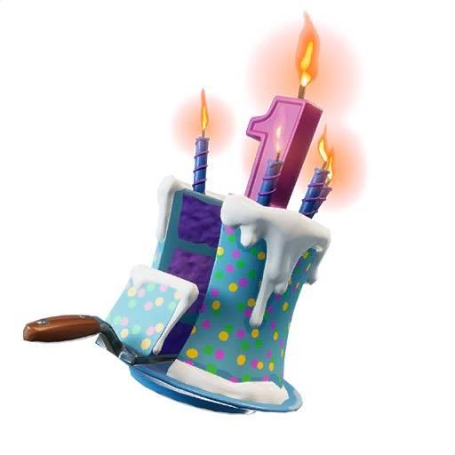 Fortnite: Battle Royale - Fortnite 3rd Birthday  image 2