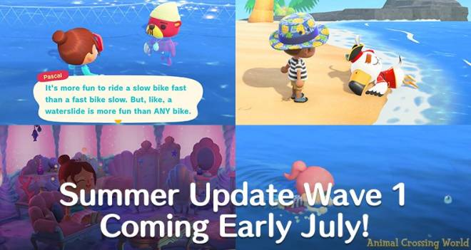 Animal Crossing: Posts - Diving Into the Animal Crossing Summer Update image 6