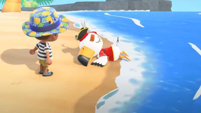 Animal Crossing: Posts - Diving Into the Animal Crossing Summer Update image 4