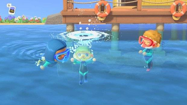 Animal Crossing: Posts - Diving Into the Animal Crossing Summer Update image 2