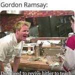 gotta love gordon ramsay 🥰