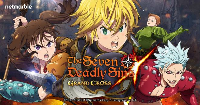 DESTINY CHILD: FORUM - I'm curious! Who else is playing The Seven Deadly Sins? image 1