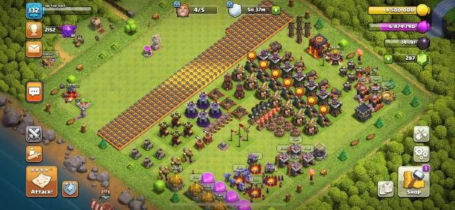 Clash of Clans: General - Looking for a clan to get active with.  image 2