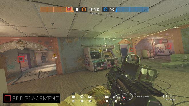 Rainbow Six: Guides - Guide for playing 'Kapkan' on 'Theme Park'. image 3