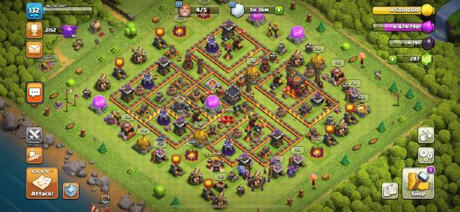 Clash of Clans: General - Looking for a clan to get active with.  image 1
