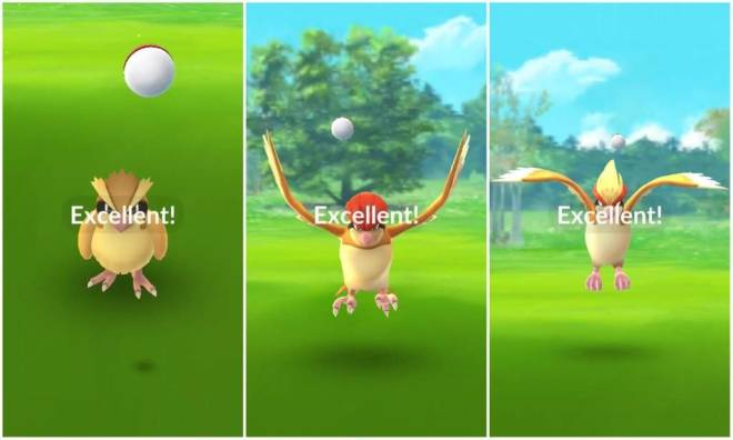 Pokemon: General - How to Get the Perfect Pokemon Go Throws image 2