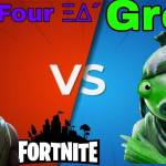 Best Mooter in FN: Round 2 Ty SixFour ΞΔ´ vs Green