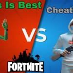 Best Mooter in FN: Round 2 Cactus Is Best vs Cheater Phy