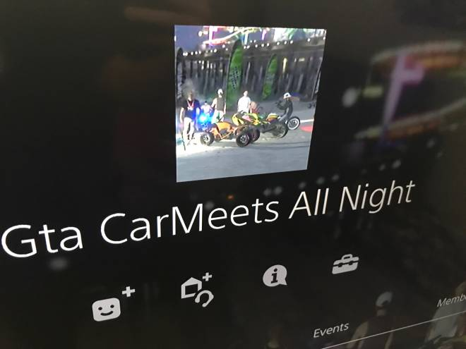 GTA: Promotions - Go join the new community Gta CarMeets everynight image 1