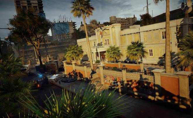 Rainbow Six: Guides - Guide for playing 'Tachanka' on 'Consulate'. image 1