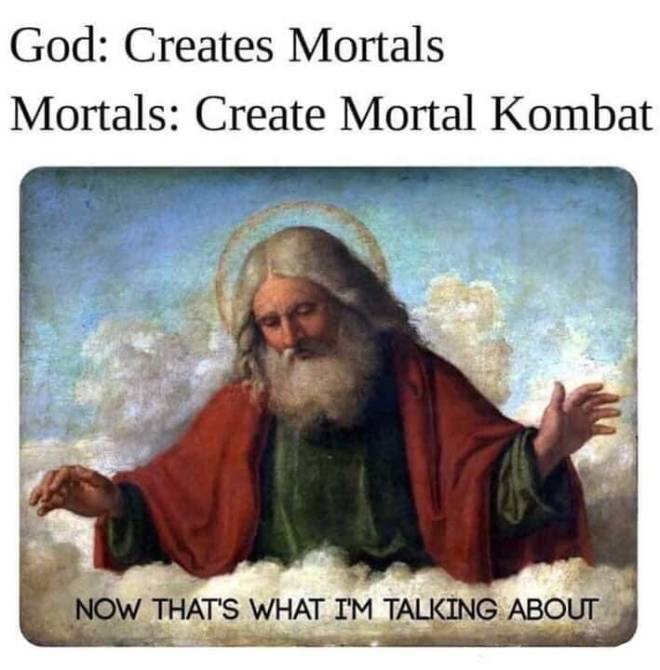 Mortal Kombat: General - . image 1