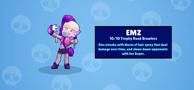 Brawl Stars: General - Finally hit 8000 trophys big thanks to all my freind who helped me there! image 1