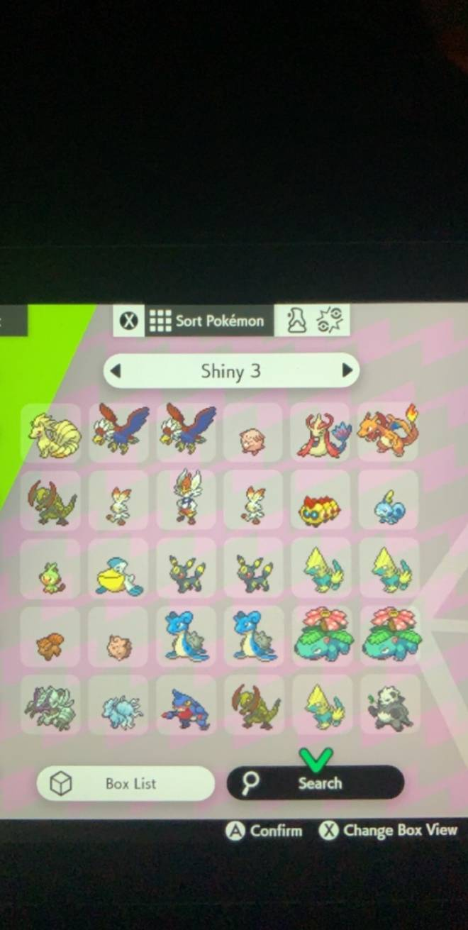 Pokemon: General - Looking for these shinies  image 2