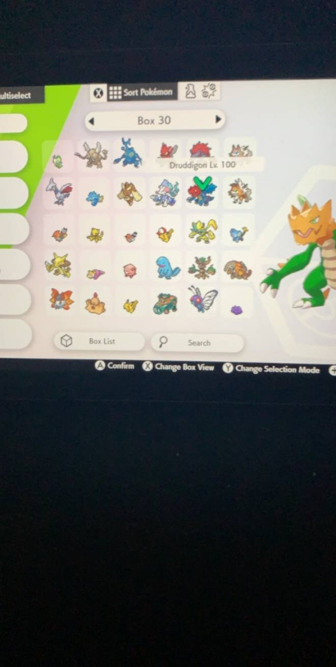 Pokemon: General - Looking for these shinies  image 6