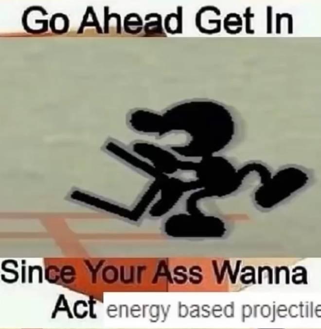 Super Smash Bros: General - Haha Funny Smash Meme image 1