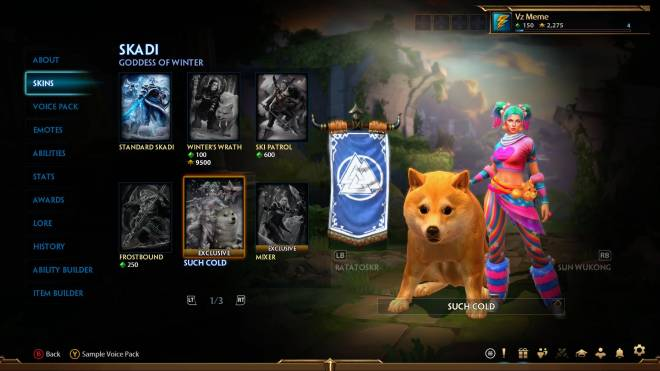 Smite: General - I need this skin image 2