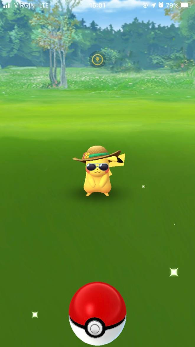 Pokemon: General - A cool Pikachu appeared 😎 image 2