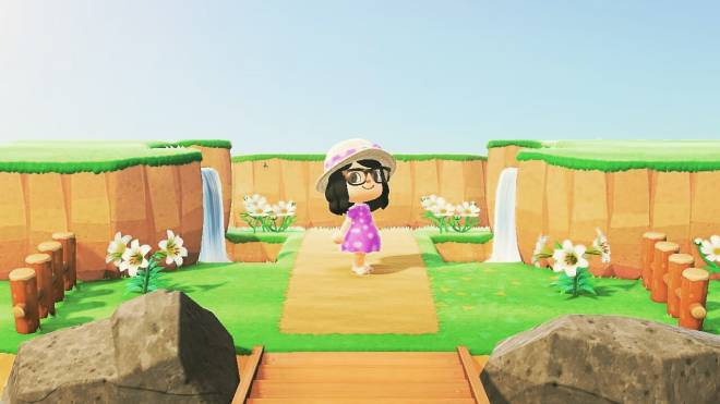 Animal Crossing: Posts - Entrance WIP image 2