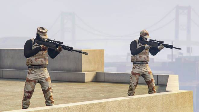 GTA: Promotions - Looking For Recruits to join a GTA5 military crew.  Marines or AirForce  @sevennationsociety1  image 1